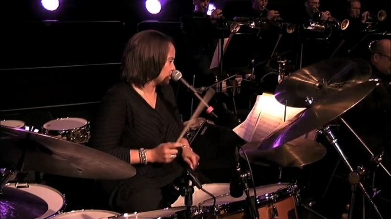 Tribute to Tony Williams- hr-Bigband feat. John Medeski-_Terri Lyne Carrington-_Jesse van Ruller - 2014.