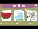 The W Chant _ Phonics and Vocabulary _ Think Read Write _ ELF Learning
