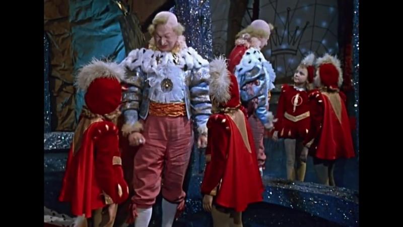 Фильм-сказка Королевство кривых зеркал (1963,СССР)