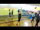 Тренировка Порт Де Бра