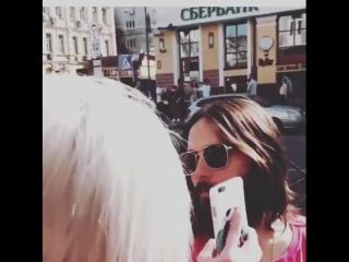 01.05.2018 • Джаред в Киеве, Украина