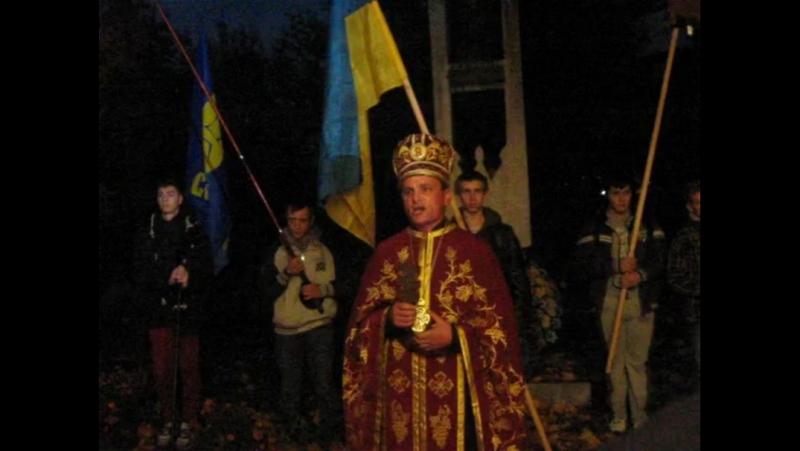 15 октября 2010 Священник Михаил Арсенич