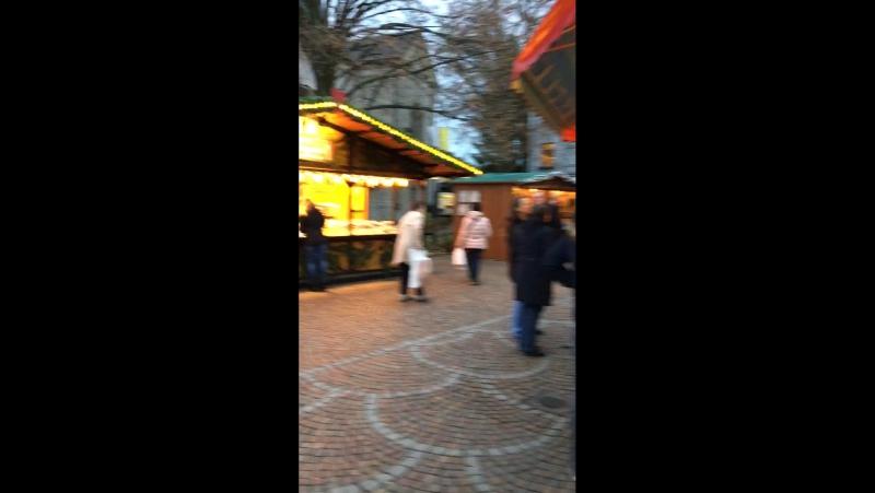 Германия. Рождественская ярмарка