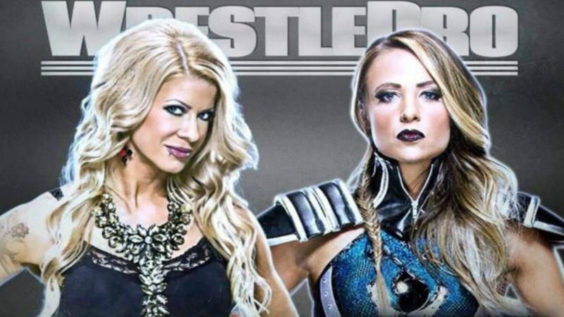 Тениль Дешвуд против Анжелины Лав I WrestlePro Brace for Impact 03.02.18