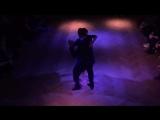 Fausto Carpino y Stephanie Fesneau bailan un tango Yo Te Bendigo de O.Pugliese con Roberto Chanel