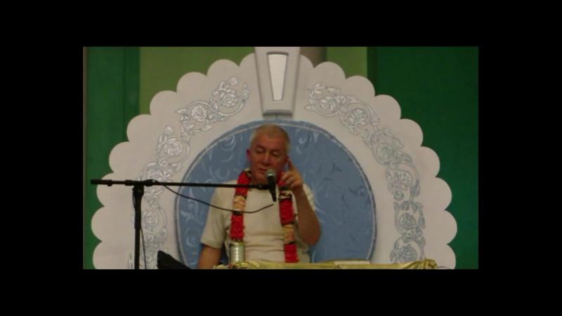 2012.07.13, Санкт-Петербург, Лекция -Чайтанья Чандра Чарана Прабху