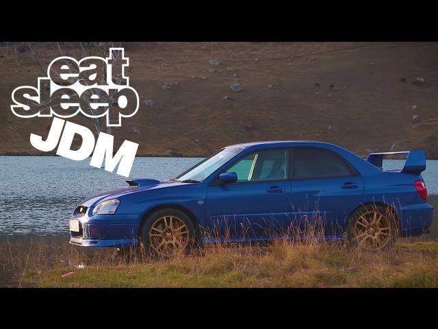 Встречайте новый JDM проект на канале! Subaru WRX STI !