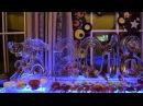 Ледяные скульптуры на Новогоднем вечере в Гранд отель Европа от Maria Crystal Ice