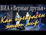 Как прекрасен этот мир, посмотри (Давид Тухманов, Владимир Харитонов) Концерт ВИА Верные друзья.