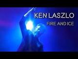 Ken Laszlo - Fire and Ice (Extended Version) - Official Promo Clip - Italo Disco