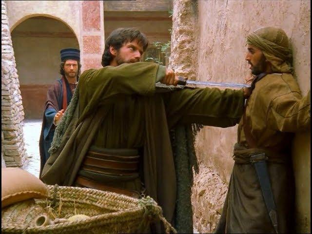 Худ.Фильм «Апостол Павел. Чудо на пути в Дамаск» (полная версия)
