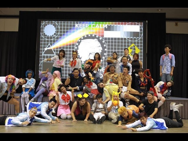 Beyond the Northern Wall at Anime Expo 2015 (The Corps Dance Crew)