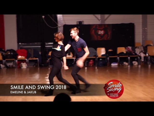 Lead Follow Emeline Jakub Smile Swing 2018 W2C Strasbourg