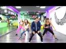 Hey DJ - CNCO by Cesar James y Nath Cabrera / Zumba Cardio Extremo Cancun