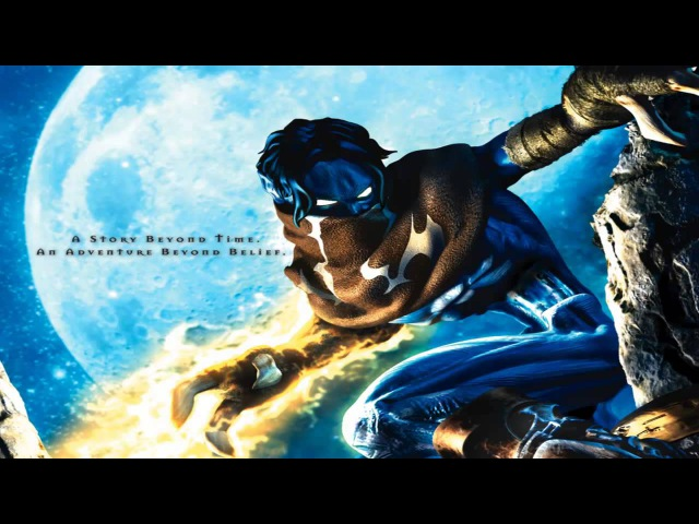 Legacy of Kain: Soul Reaver 2 - Sarafan Stronghold (OST)