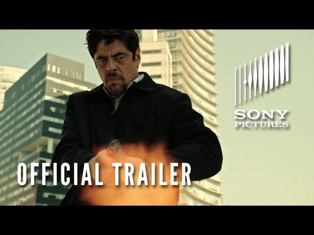 SICARIO DAY OF THE SOLDADO - Official Teaser Trailer (HD)