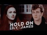 lily evans &amp james potter hold on