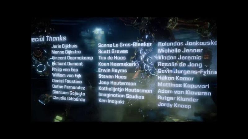 Horizon: Zero Dawn let's play 25 (The End) PS4
