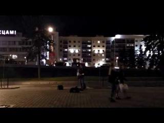 Александр Анисимов исполняет песню Криса Айзека Wicked Game