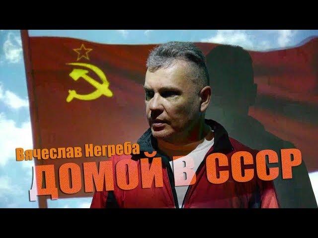 Домой в СССР - Вячеслав Негреба