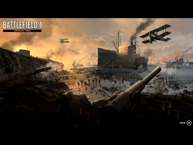 Battlefield 1 Soundtrack Turning Tides End of Round Theme Extended