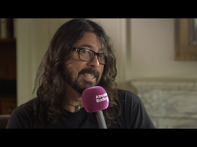 Foo Fighters - Dave Grohl Pat Smear on Rick Astley, Justin Timberlake more