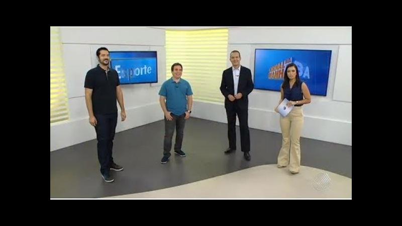 Comentaristas analisam o resultado da partida Globo-RN 0 x 2 Vitória