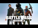 Battle Pass Season 3 Announce Battle Royale