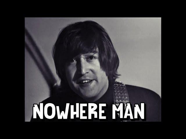 The Beatles - Nowhere Man (Subtitulada)