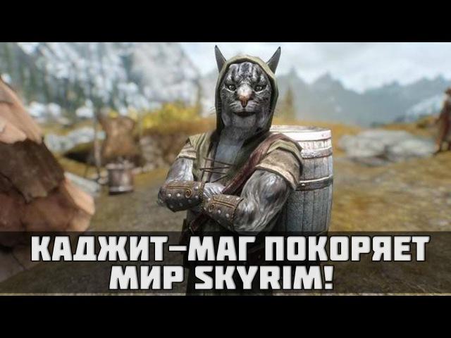 Проходим все гильдии и основную сюжетку Скайрима на легенде!