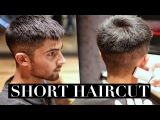 Men's Haircut | Short Hairstyle Trend 2017
