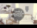 Five Ways to Style a Bedroom