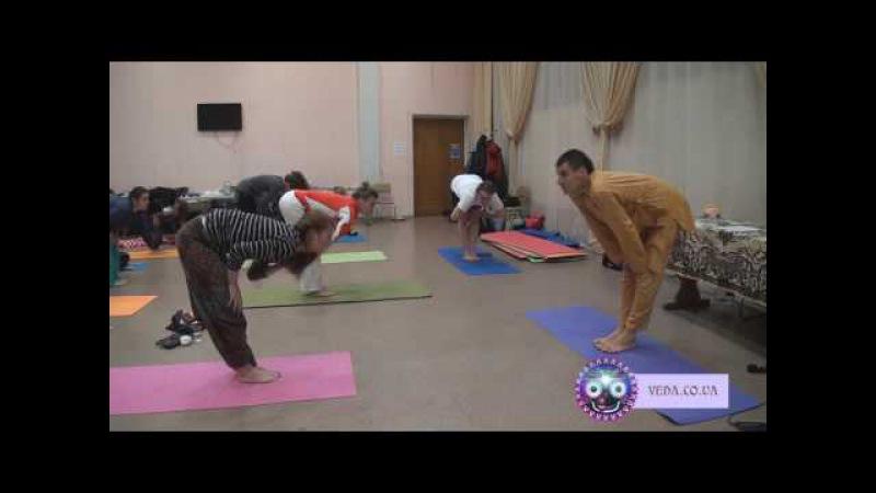 Вальмики дас - Хатха-йога
