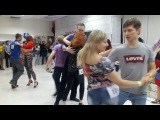 Zouk&ampSamba Christmas Holidays 2018 - J&ampJ Beginners 1