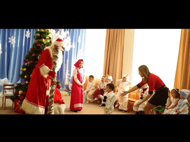 Новий рік в групі Сонечко » Freewka.com - Смотреть онлайн в хорощем качестве
