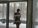 Строим дом с ПАНОРАМНЫМИ окнами. Откосы своими руками. Секреты грунтовки /Panoramic wi...