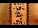 Bach Goldberg Variations Harpsichord recording of the Century Helmut Walcha