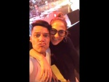 Ricky Martin and Jennifer Lopez  Rehearsals  One Voice Somos Live!