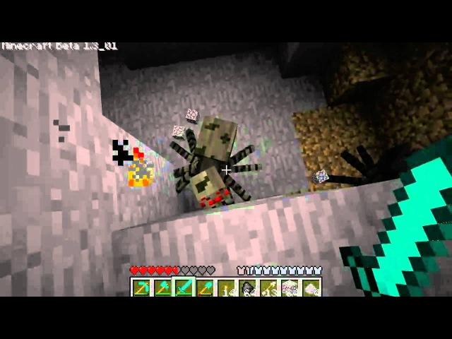 Дмитрий Дозкоз • MineCraft - BETA-цикл. 54 серия - Гнусавый голос