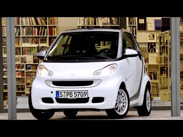 Smart fortwo passion cabrio A451 '2010–12