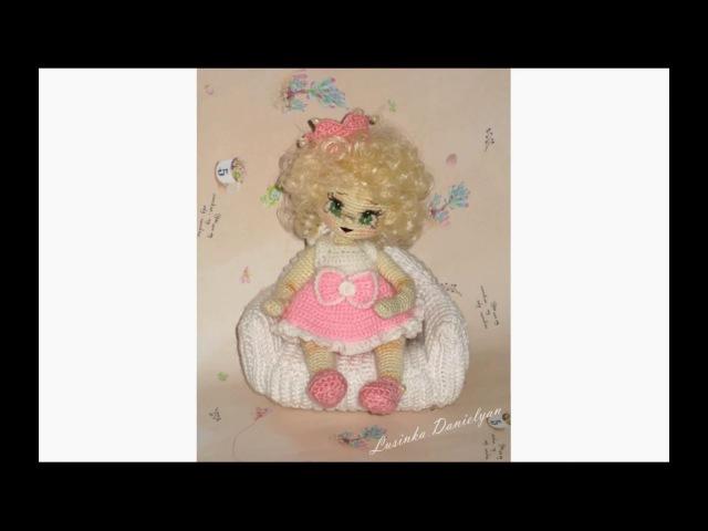 Куколка Мерлин решила всех поблагодарить!
