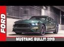 2019 FORD MUSTANG BULLIT | AUTO WORLD. RU