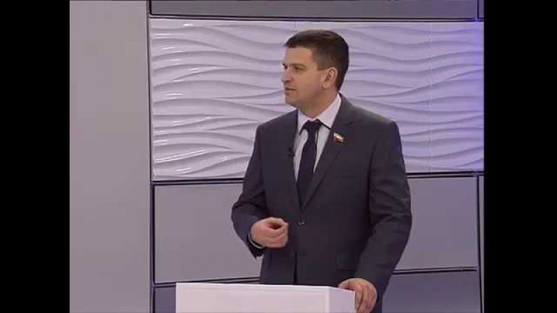 ГТРК ЛНР Голос Республики Право Быть Русским 19 января 2018 г