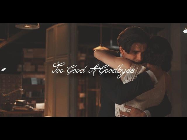 Francisco AlbaLidia | Too Good At Goodbyes