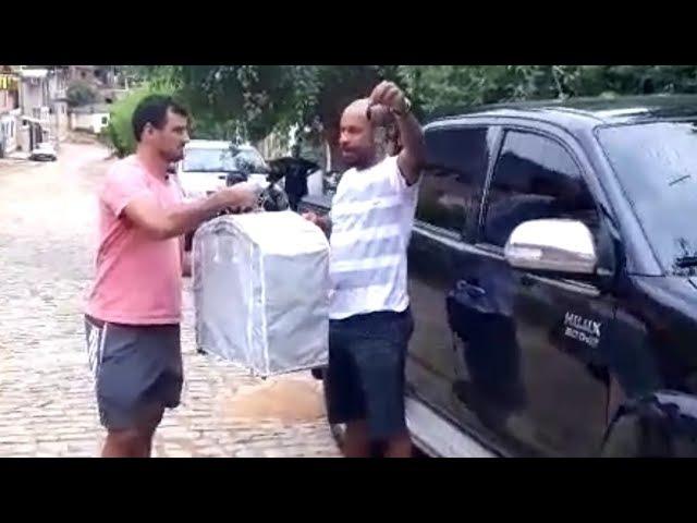 O CARA TROCOU UMA HILUX EM UM CURIÓ
