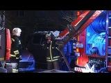 Двое пожарных погибли, спасая людей из горящей квартиры в Москве
