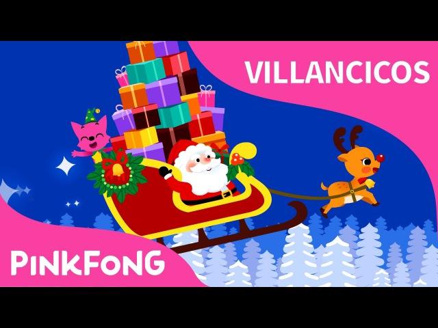 Cascabeles | Villancicos de Navidad | Pinkfong Canciones Infantiles
