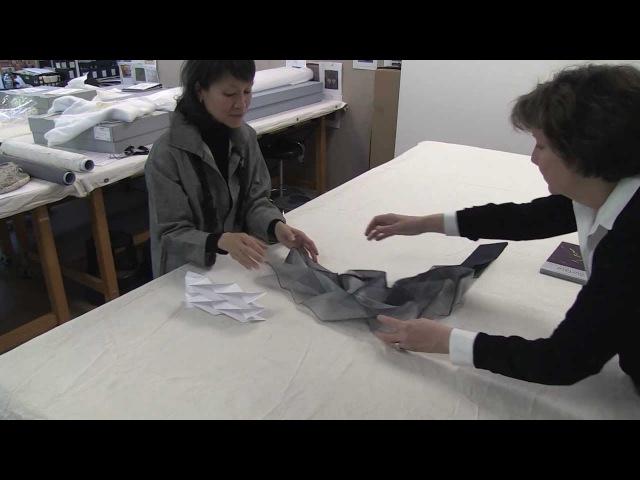 Reiko Sudo on Origami Textiles