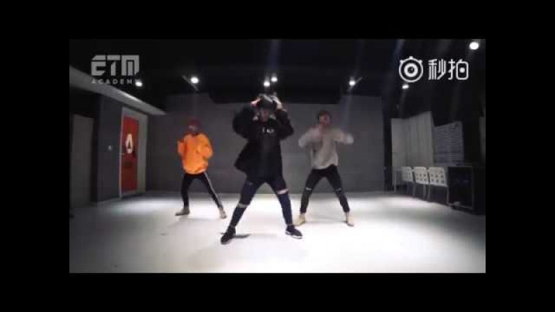[YH NEXT] Li Quanzhe Dance at ETM Academy