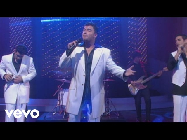 No Mercy - Tu amor (ZDF Die Patrick Lindner Show 01.11.1998) (To be deleted!)